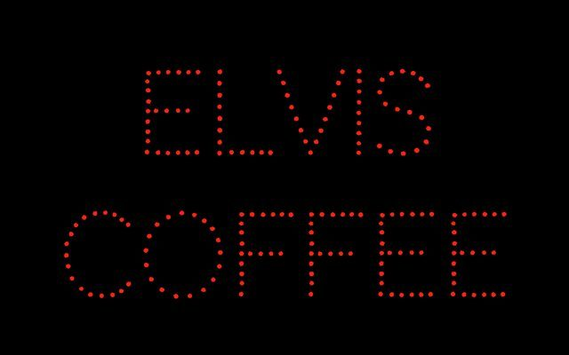 Elvis Coffee