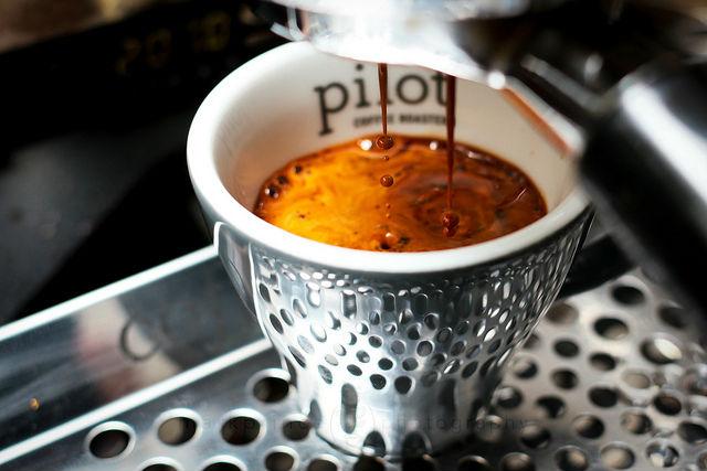 espresso shot pilot
