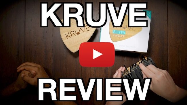 Kruve Review on YouTube