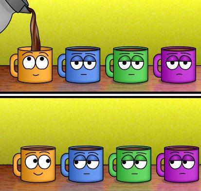Life is Coffee Comics #6