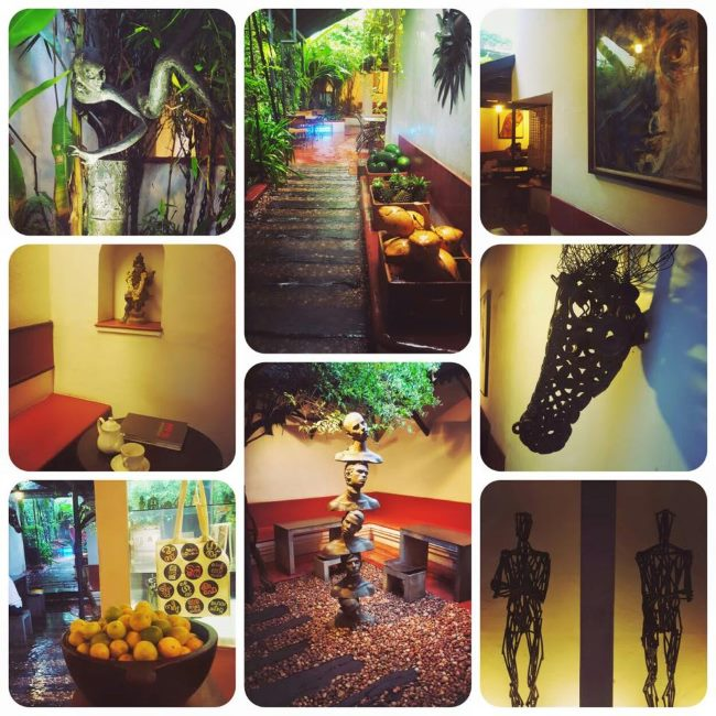 Kashi Art Café & Gallery