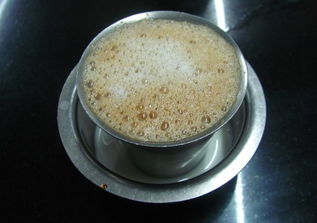 Filter Coffee by Santosh Wadghule