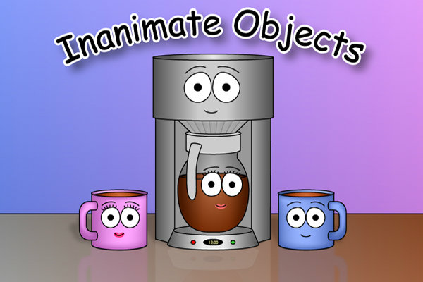 Inanimate Objects Comics #14