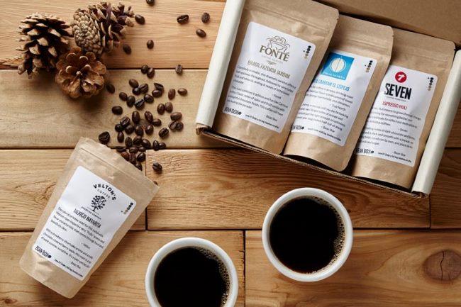 Bean Box Coffee Sampler - subscriptions