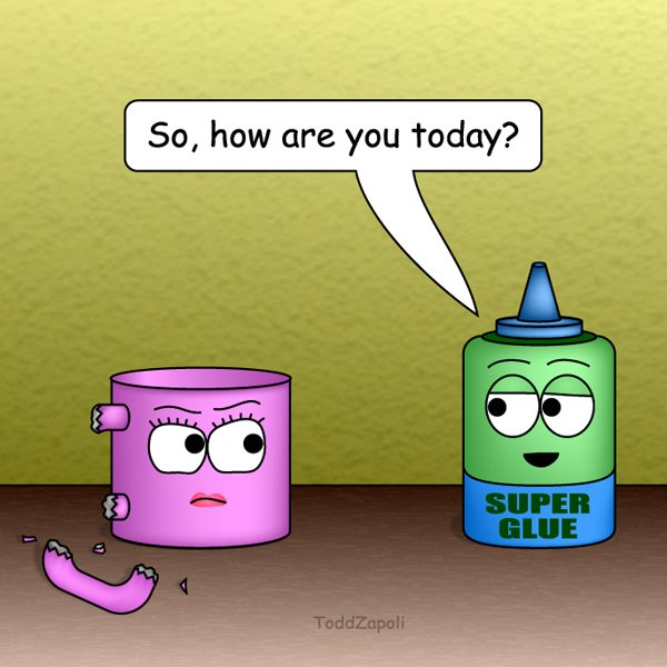 So How Are You Today? (coffee comic)