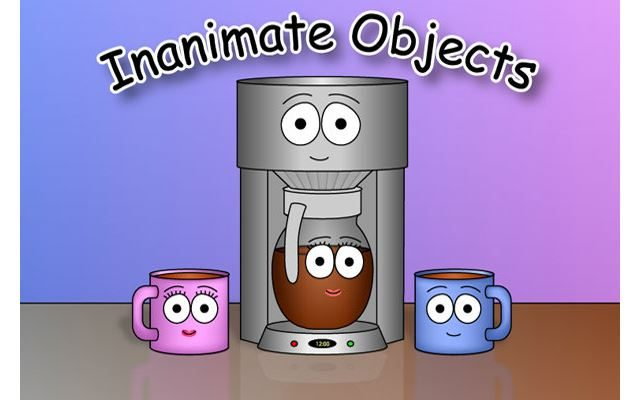 Inanimate Objects Comics