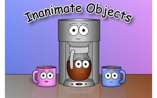 Inanimate Objects Comics #1