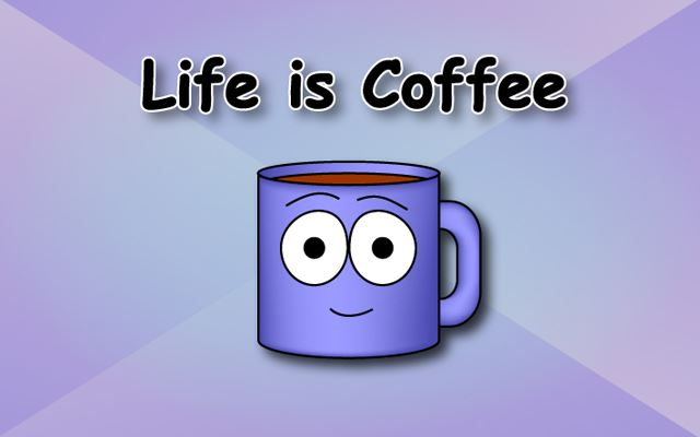 Life is Coffee Comics #3