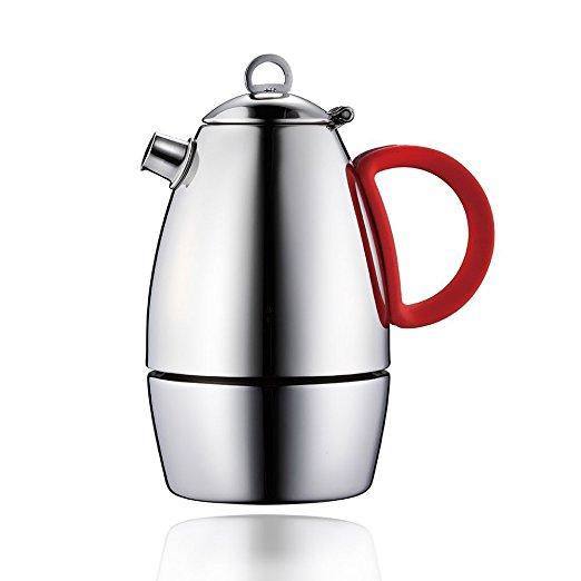 Minos Moka Pot Espresso maker - 3 cup