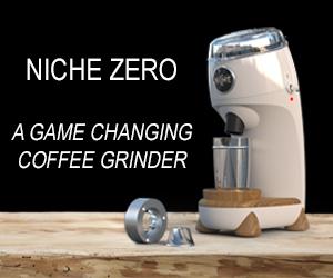 Niche Zero Grinder