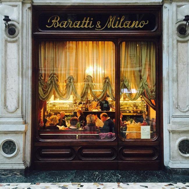 Baratti e Milano, Italy