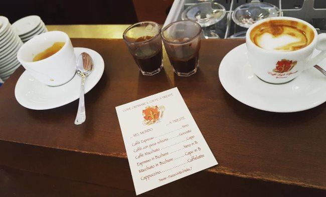 Gran Caffé Gambrinus, Italy