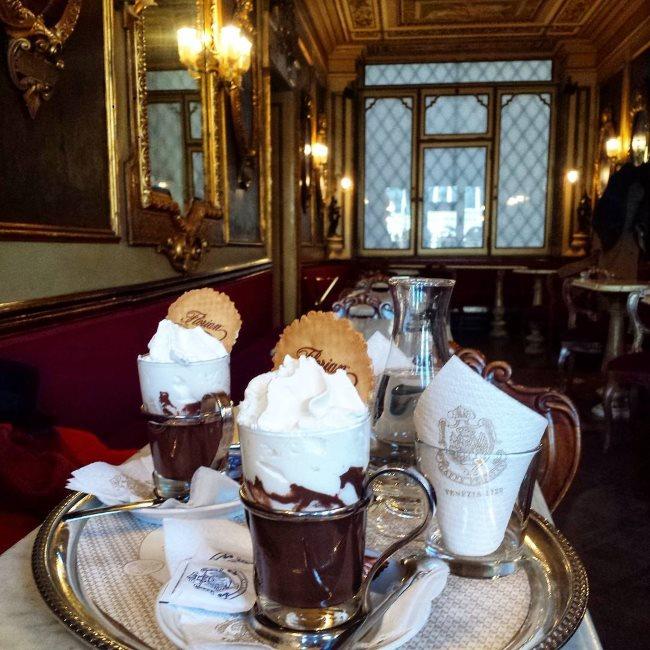 Caffé Florian, Italy