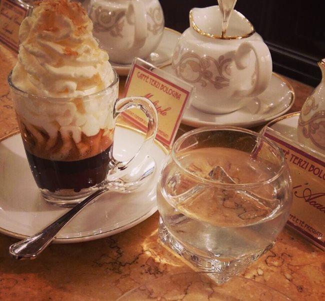 Caffé Terzi, Italy