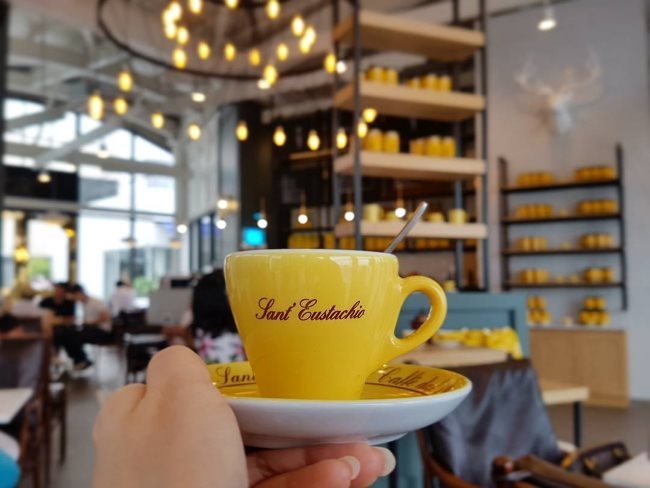 Caffé Sant Eustachio Italy