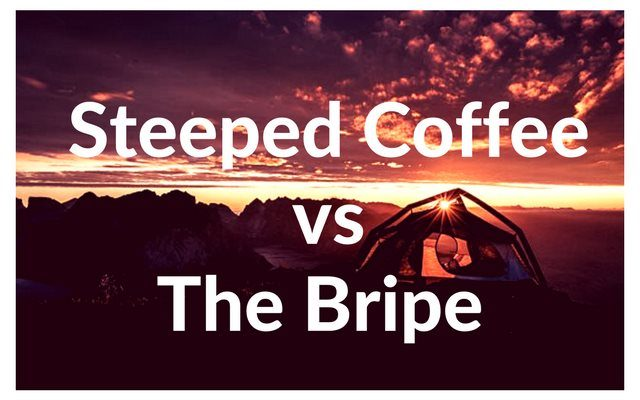 Coffee Camping Showdown