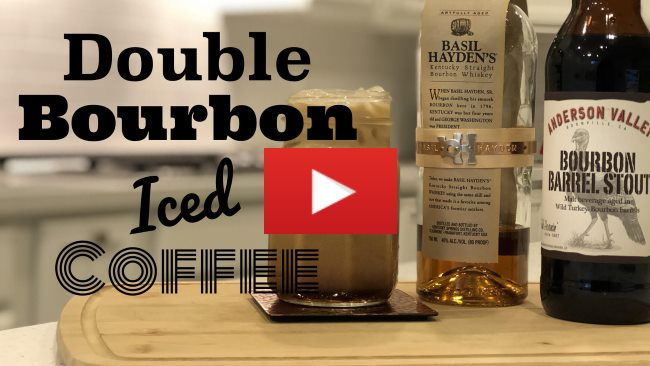 Youtube video for Double Bourbon Iced Coffee