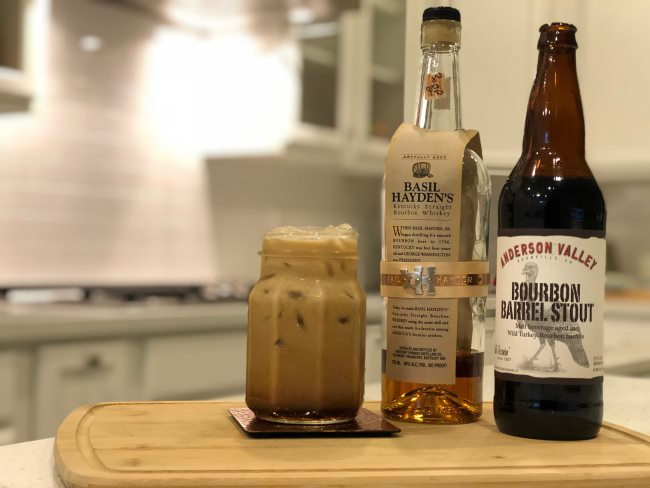Double Bourbon Cold Brew Coffee