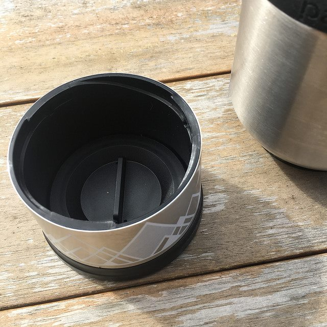 Double Shot French Press Storage