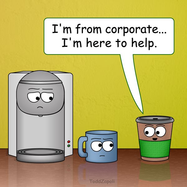 Inanimate Objects Corporate