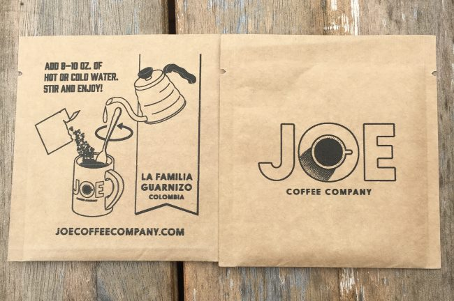 joe coffee instant