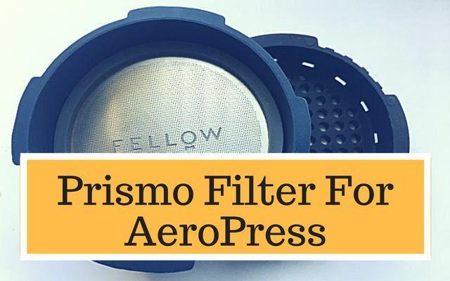 Prismo Filter for AeroPress