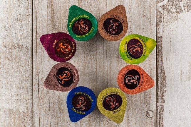 Coffee Pods - Capsules