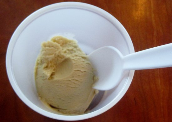 coconut milk coffee ice cream