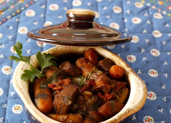 coffee beef stew