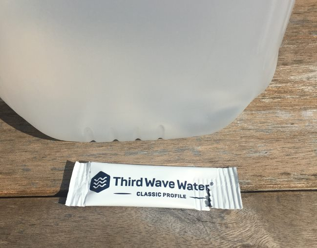 mix third wave water