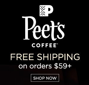 Order Peet's Coffee