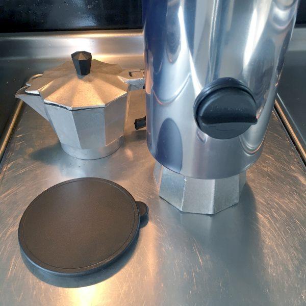 loading bialetti espresso