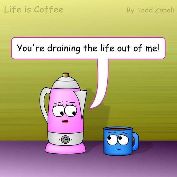 Drain the Life