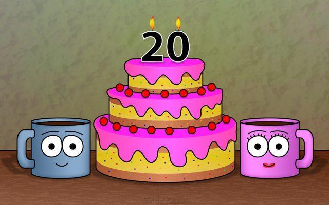 INeedCoffee 20 years old