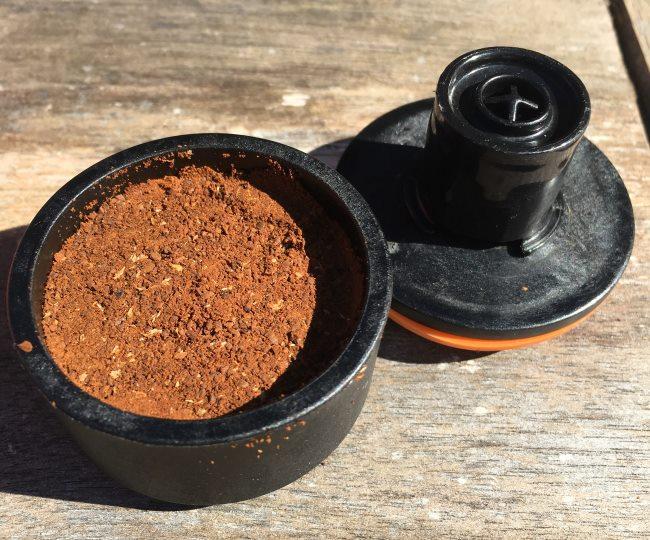 nanopresso add espresso
