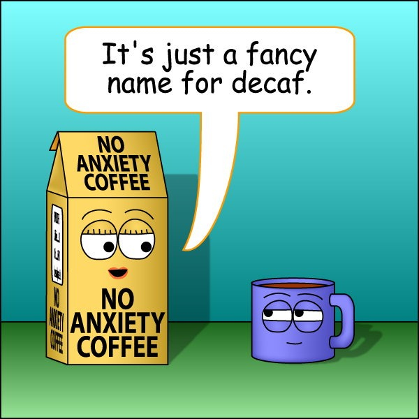 Fancy for Decaf