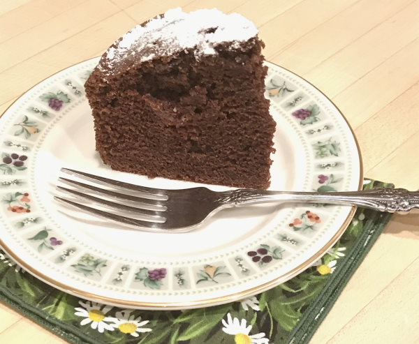screwball cake slice