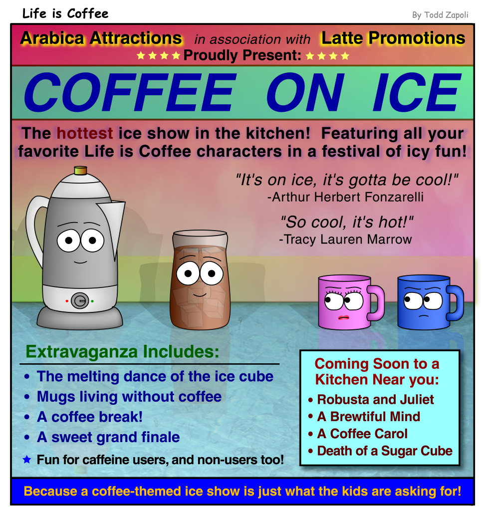 Coffee on Ice