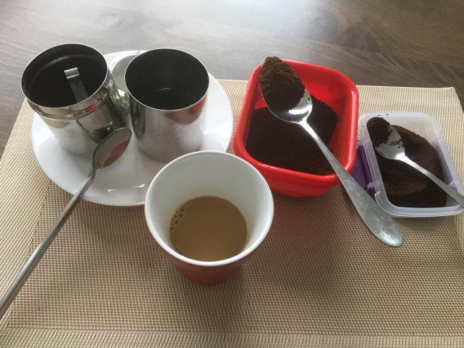 brewed chicory coffee