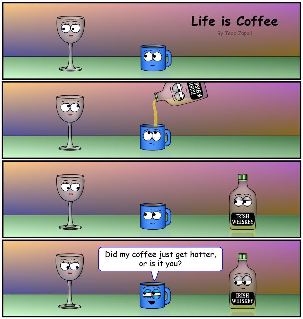 Is it You Coffee Comic